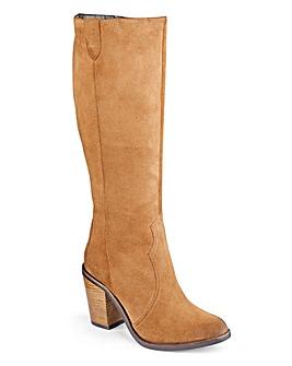 Sole Diva Cowboy Boots Standard EEE Fit