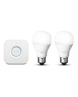Philips Hue White Starter kit UK/EU E27