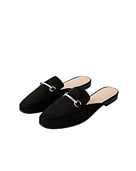 Accessorize Backless loafer