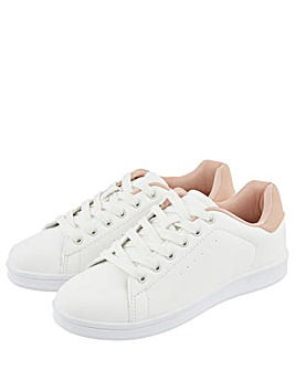 Accessorize PINK BACK TRAINER