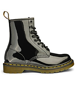 Dr Martens Patent 8 Eyelet Boots