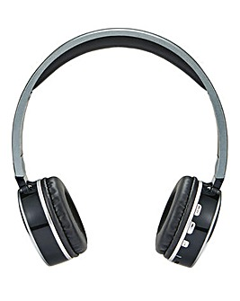 JDW Bluetooth Headphones Grey