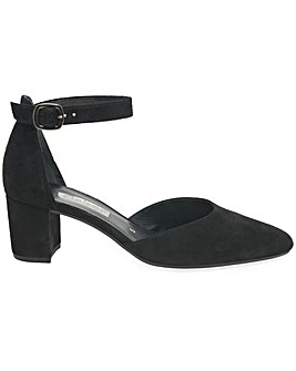 Gabor Gala Standard Fit Open Court Shoes