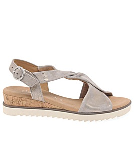 Gabor Rich Womens Wider Fit Sandals