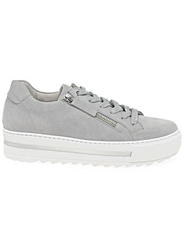 Gabor Heather Wide Fit Casual Trainers