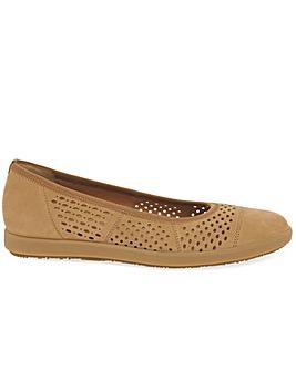 Gabor Pattie Womens Wider Fit Shoes