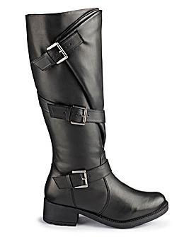 Joe Browns Buckle Boots Standard E Fit