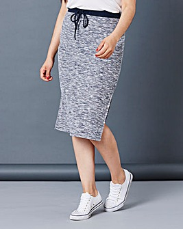 Simply Be Knitted Skirt
