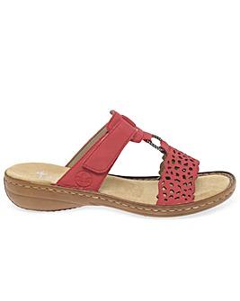 Rieker Costa Womens Standard Fit Sandals