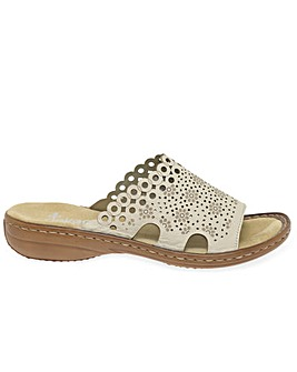 Rieker Rival Womens Standard Fit Sandals