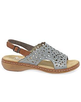 Rieker Andora Womens Standard Sandals