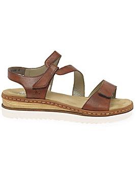 Rieker Gracie Womens Standard Sandals