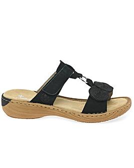 Rieker Spiral Womens Standard Sandals