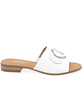 Gabor Fresh Womens Wider Fit Mules