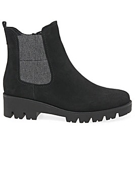Gabor Newport Wide Fit Chelsea Boots