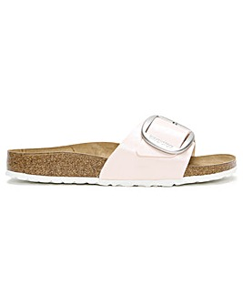 Birkenstock Madrid Big Buckle Birko-Flor Mules Standard Fit