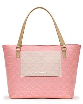 Valentino Bags Lita Logo Tote Bag