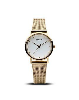 Bering Ladies Mesh Bracelet Watch