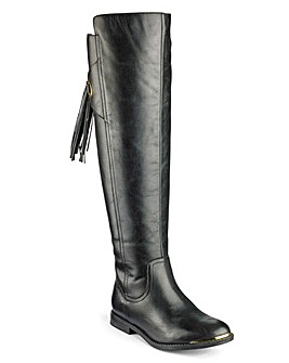 Sole Diva Riding Boots Standard EEE Fit