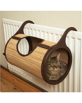 Natural Bamboo Radiator Bed