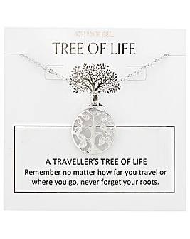 Tree of Life A Traveller's Tree of Life Pendant