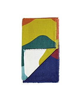 Accessorize Rainbow  Supersoft Blanket