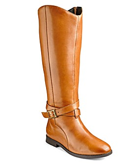 Sole Diva Boots Ex Curvy + EEE Fit