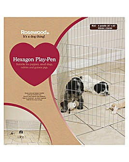 Options Hexagonal Play Pen