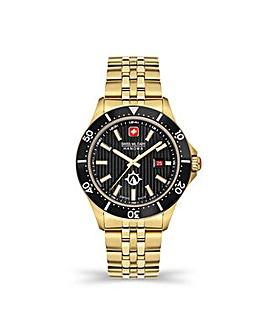 Swiss Military Bracelet Watch