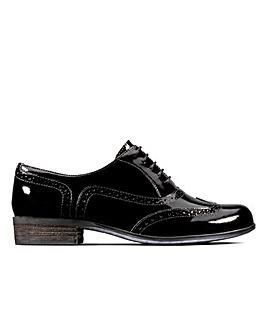 Clarks Hamble Oak Wide Fitting Shoes