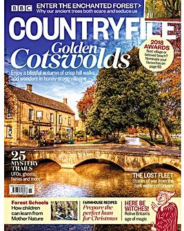 BBC Country File Magazine Subscription