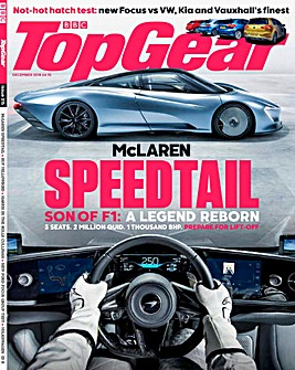 BBC Top Gear Magazine Subscription
