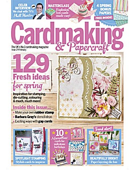 Cardmaking & Papercraft Subscription