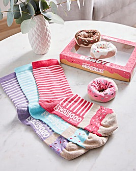 Donuts Oddsocks for Ladies