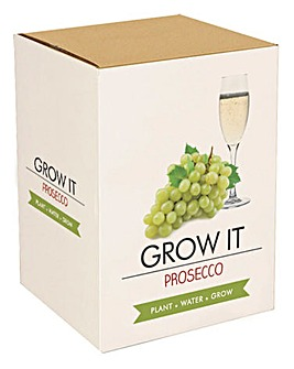 Prosecco Grow It Kit
