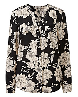 Oasis Curve Bold Bloom Shirt