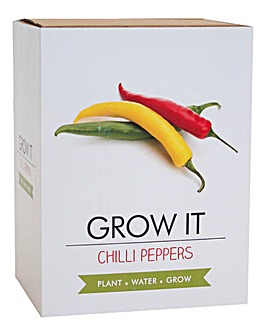 Chili Grow It Kit