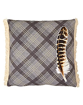 Arthouse Feather Cushion