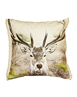 Arthouse Stag Cushion