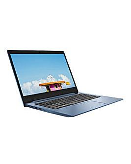 Lenovo IdeaPad 1 Celeron 4GB 64GB 14in Laptop Ice Blue