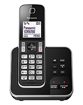 Panasonic KX-TGD32 Single Telephone