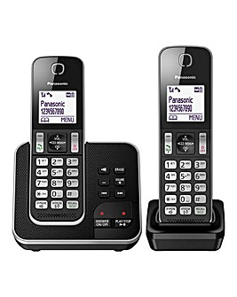 Panasonic KX-TGD32 Twin Telephone
