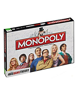 Monopoly - The Big Bang Theory