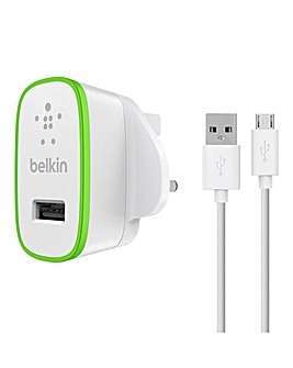 Belkin BOOST UP Charger +Micro USB Cable