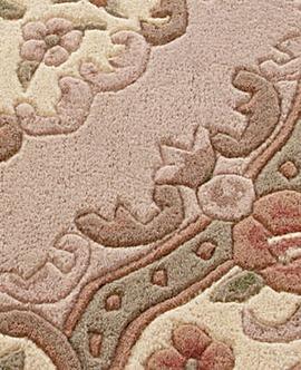 Dynasty Carved Rug