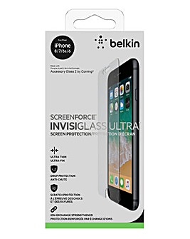 Belkin ScreenForce Glass iPhone6/6S/7/8