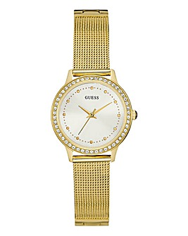 Guess Ladies Chelsea Diamante Watch