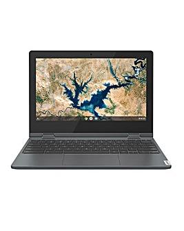 Lenovo IdeaPad Flex 3 Celeron 4GB 64GB 11.6in Chromebook Abyss Blue