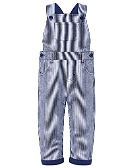 Monsoon Tommy Ticking Stripe Dungaree