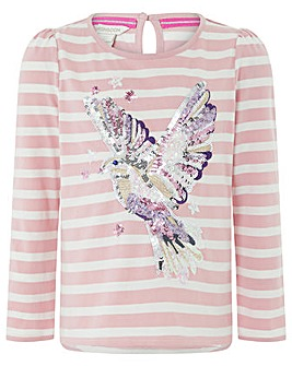 Monsoon Bryony Bird T-Shirt